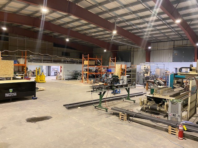 """""""Behind the scenes"""" - inside our 25,000 sq. ft facility."""