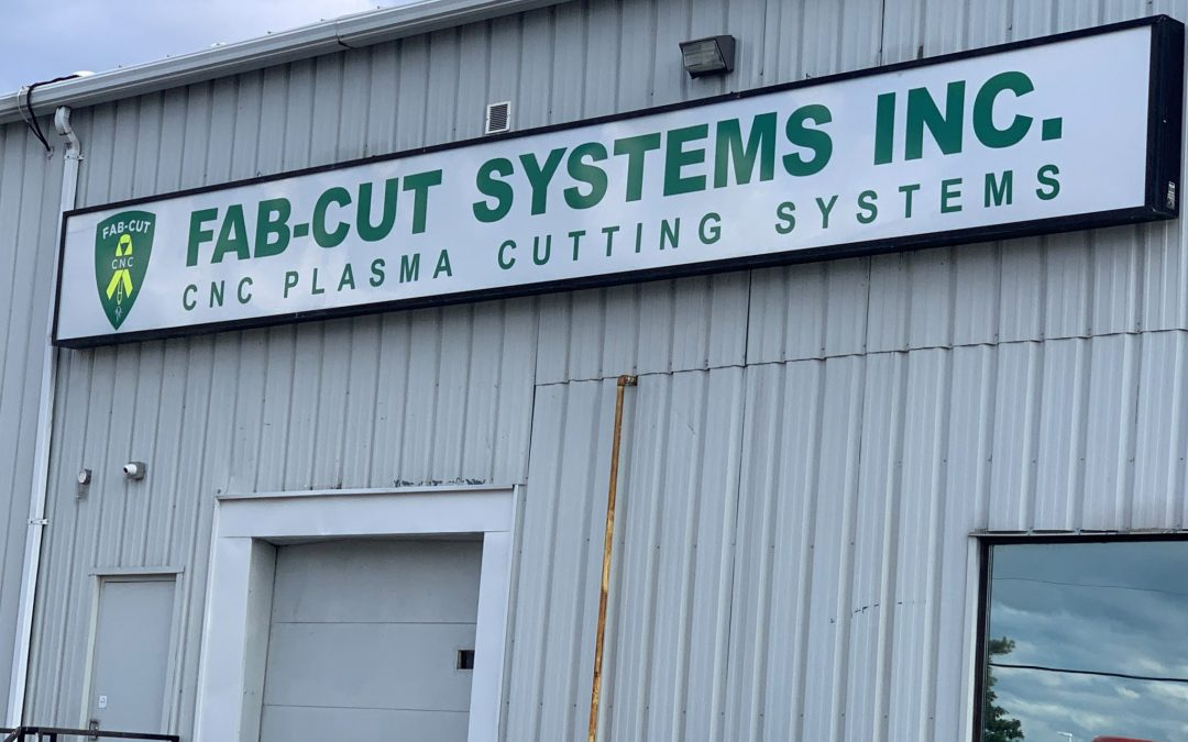 Fab-Cut Systems Inc. featured in the Kingstonist