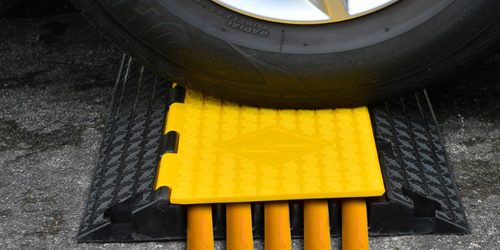 Fab-Cut Now Offers 5 Channel Electrical Cable Ramp